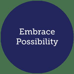 Embrace Possibility