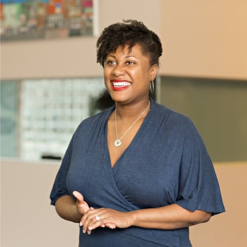 Marsha Gadsden: Executive Director - PAVE Academy Charter Schools