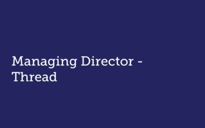 Managing Director  Thread